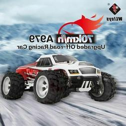 US WLtoys A979-B 2.4G 1/18 Scale 4WD 70KM/h High Speed Elect