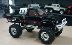 US Stock HG 1/10 2.4G Pickup Model RC 4*4 Car Series Racing