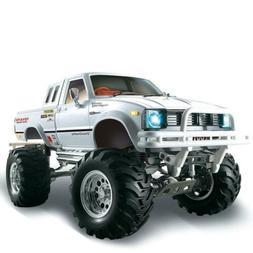 US Stock HG 1/10 4WD RC Pickup 4x4 Rally Car Racing Crawler