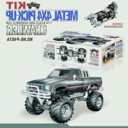 US Stock 1/10 RC Pickup 4*4 Rally Car Series Racing Crawler
