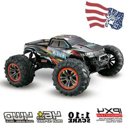 Large Size 1:10 Scale High Speed 46km/h 4WD 2.4Ghz Remote Co