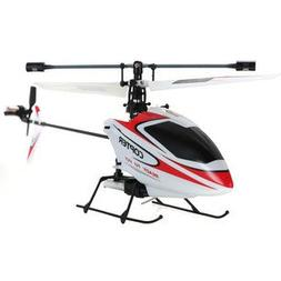 WLToys V911 V2 New Version 4 Channel 2.4G RC Helicopter RTF