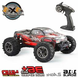 VATOS Remote Control Car High Speed Off-Road Vehicle 1:16 Sc