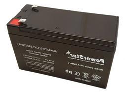 Verizon FiOS PX12072-HG 12v 7.5ah SLA Sealed Lead Acid Genui