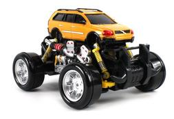 Volvo XC Station Wagon Electric RC Drift Truck 1:18 Scale 4