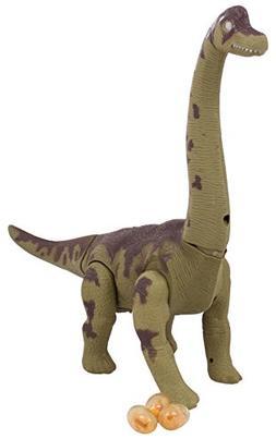 Techege Toys Walking Brachiosaurus Dinosaur, Shines Picture