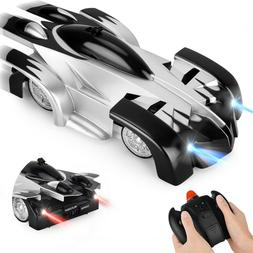 Indoor toy Wall Climbing Car Rechargeable Fast Race Car Rota