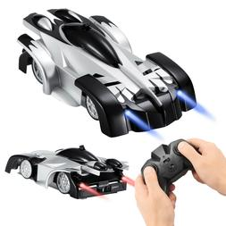 Wall Climbing Remote Control Car, RC Car Toy for Kids Rotati