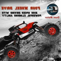 Waterproof 4WD RC Monster Truck Crawler Remote Control  Car