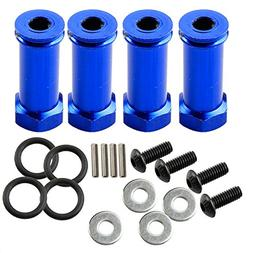 SkyQ 12mm Wheel Hub Hex Drive Adapter 30mm Extension for TRA