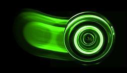 Wheel LED Lighting Kit for RC Drift Cars  - Green
