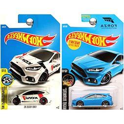 Hot Wheels Forza Motorsports and Koni Shocks Ford Focus RS i