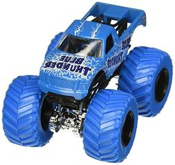 HOT WHEELS MONSTER JAM OFF-ROAD BLUE THUNDER #17 INCLUDES SN