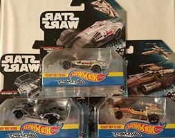 Hot Wheels Star Wars Car-ships