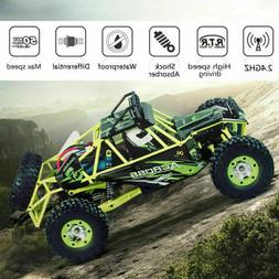 WLTOYS 12428 1/12 SCALE 2.4G 4WD ELECTRIC BRUSHED CRAWLER RT
