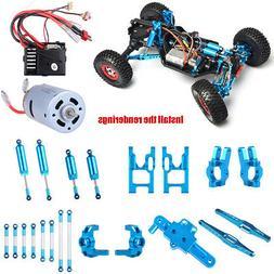 Wltoys 12428 12423 RC Car Spare Parts Classis/Rear Axle/Arm/