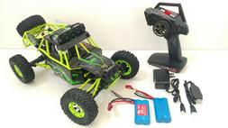 Wltoys 12428  2.4G 4WD  RTR Crawler/racer w/2 batteries & 2