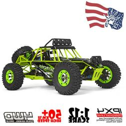 RC Car 1:12 Scale High Speed 50km/H Off-Road Rock Crawler/Cl