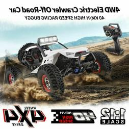WLtoys XK 12429 1:12 RC Toy Car 40km/h 4WD 2.4G Electric Cra