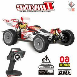 Wltoys XKS 144001 RC Car 60km/H Speed 1/14 2.4GHz 4WD Off-Ro