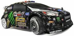 HPI RACING -WR8 NITRO KEN BLOCK GYMKHANA FORD FIESTA 1/8 4WD
