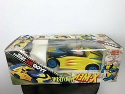 X-men Wolverine Rc Car Marvel Comics 3 Radio Control Functio