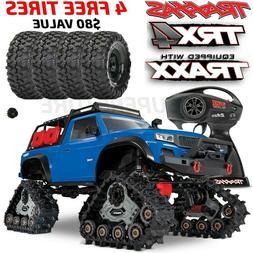 Traxxas 77086-4 X-Maxx 8S 4WD Brushless Monster Truck w/TSM