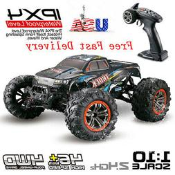 XinLeHong Toys 9125 1:10 Brushed 4WD 46km/h Fast High Speed