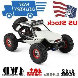 WLtoys XK 12429 1:12 RC Car 40km/H 4WD 2.4G Electric Crawler