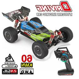 Wltoys XKS 144001 RC Car 60km/h 1/14 2.4GHz 4WD Racing Off-R