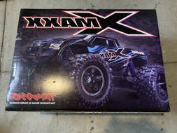 Traxxas XMAXX Brushless Remote Control 1/5 Scale 4wd Truck R