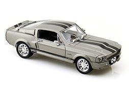 "Yat-Ming 1967 Shelby GT500 ""like Eleanor"" 1/43 Grey w/ B"